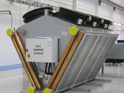 Adiabatic & Air Blast Coolers